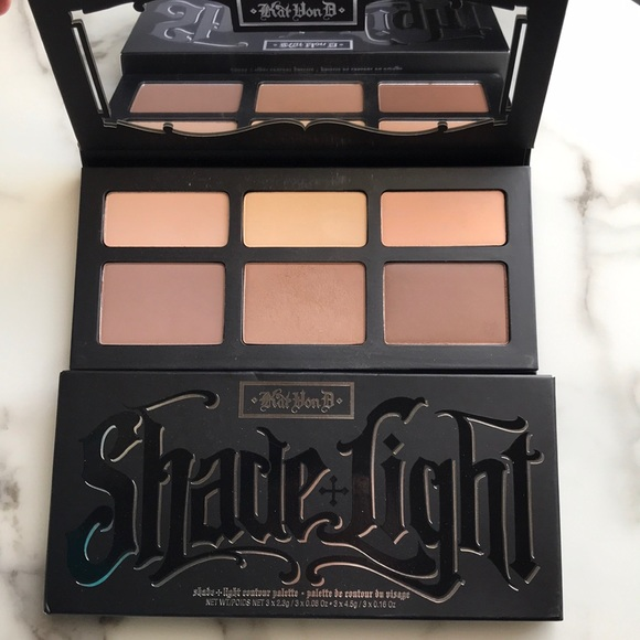 Sephora Makeup Kat Von D Shade Light Contour Kit Poshmark